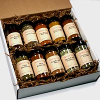 Spices, Inc. 10 Jar Gift Pack